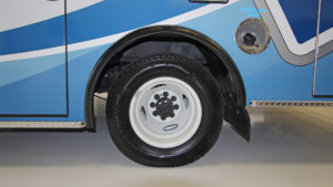 Durable Rubber Wheel Flare