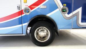Flexible Rubber Wheel Guards